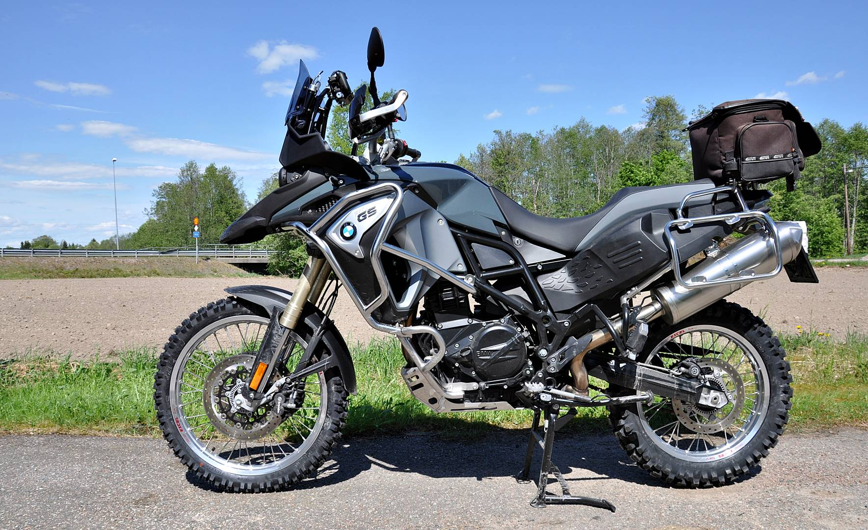 bmw 800 gs adventure ombyggnad hojresor. Black Bedroom Furniture Sets. Home Design Ideas